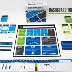 The Dashboard Wireframe Kit